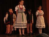 Uczniowie klasy regionalnej